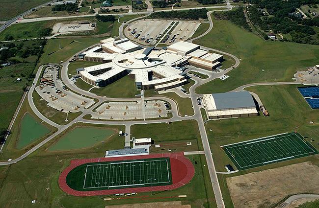 High Schools | Prebuild Control