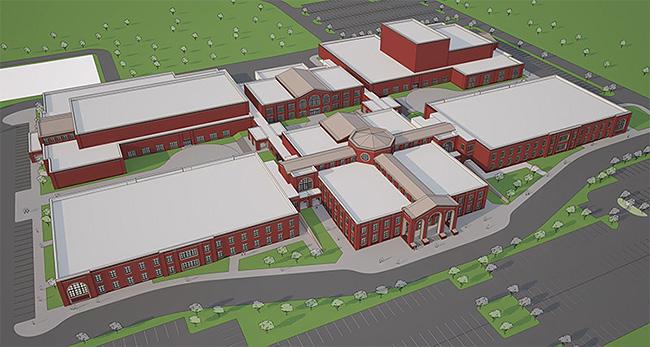High Schools Prebuild Control